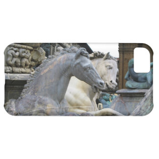 Horses in the Piazza Della Signoria Florence  Cell iPhone 5C Case