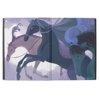 Horses ipad pro case