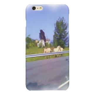 Horses iPhone 6 Plus Case
