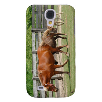 Horses iPhone Case Galaxy S4 Case