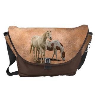 HORSES MESSENGER BAG