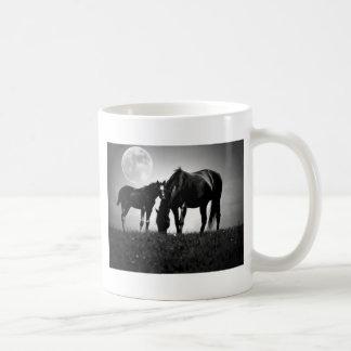 Horses & Moon Mugs