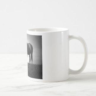 Horses & Moon Coffee Mug