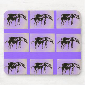 HORSES MOUSEMAT