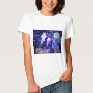 Horses & Night T Shirt