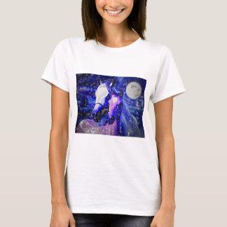 Horses & Night T-Shirt