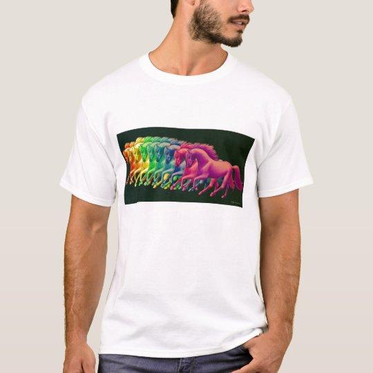 Horses of Different Colours Kids Premium T-Shirt