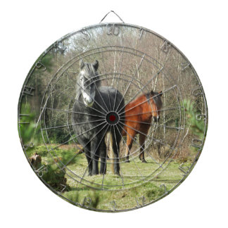 Horses of The Forest 1 Dart Board
