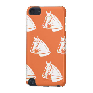 Horses orange white iPod touch (5th generation) cases