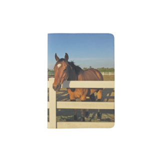 Horses Passport Holder