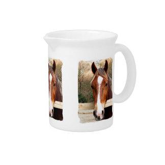 HORSES PITCHER