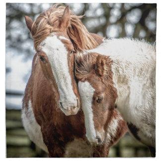 Horses/Ponies Napkin