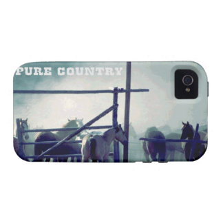 Horses Pure Country Vibe iPhone 4 Case