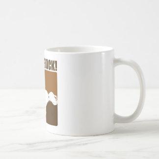 Horses Rock! #2 Basic White Mug