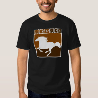 Horses Rock! #2 Shirt