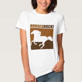 Horses Rock! #2 Tees