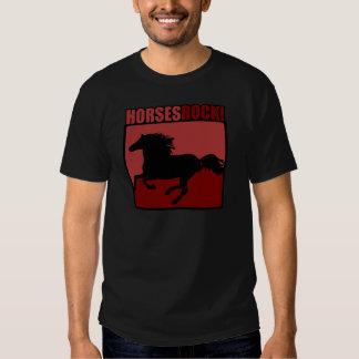 Horses Rock! #3 Tee Shirts