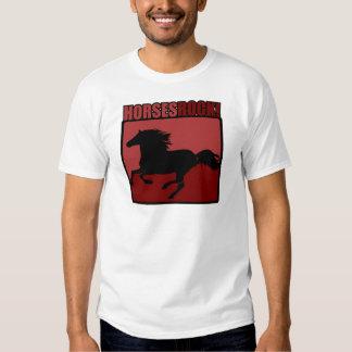Horses Rock! #3 Tshirt