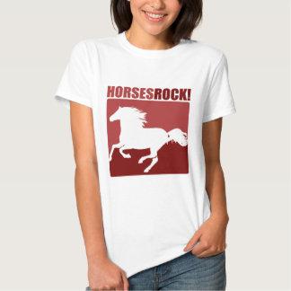 Horses Rock! #4 Shirt