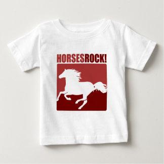 Horses Rock! #4 Tee Shirt