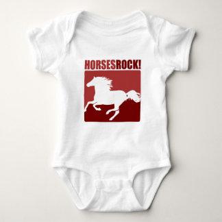 Horses Rock! #4 Tshirt