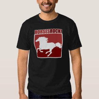 Horses Rock! #4 Tshirts