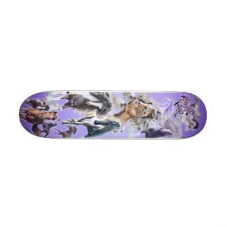 Horses Skateboard
