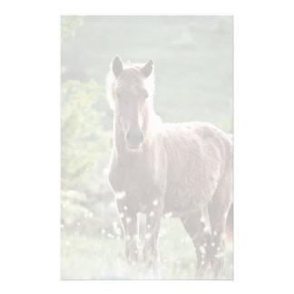 Horses Stationery