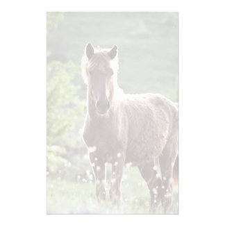 Horses Stationery Paper