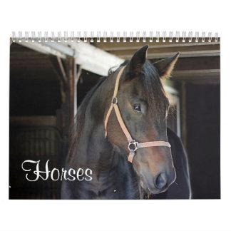 Horses Wall Calendars