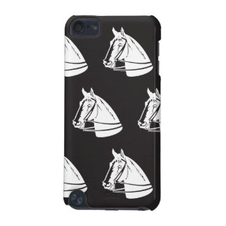 Horses white iPod touch 5G case