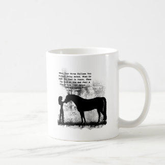 Horses- You Are Loved Coffee Mug