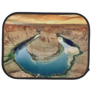 Horseshoe Bend Caynon Car Mat