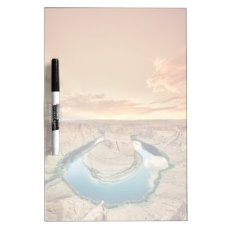 Horseshoe Bend Caynon Dry Erase Board