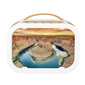 Horseshoe Bend Caynon Lunch Box