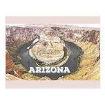 Horseshoe Bend - Grand Canyon - Arizona Postcard