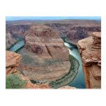 Horseshoe Bend in Arizona Postcards