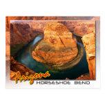 Horseshoe Bend near Page, Arizona Postcards