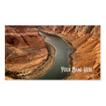 Horseshoe Bend Pack Of Standard Business Cards