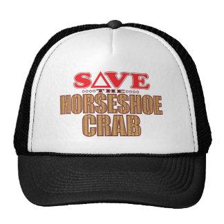 Horseshoe Crab Save Cap