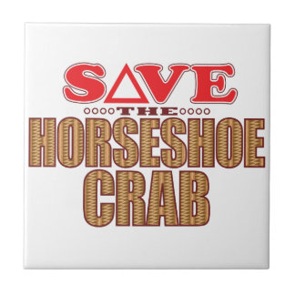 Horseshoe Crab Save Tile