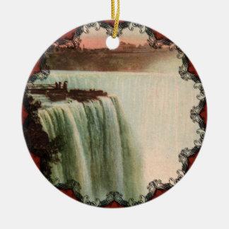 Horseshoe Falls at Niagara Ornament