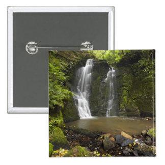 Horseshoe Falls, Matai Falls 15 Cm Square Badge
