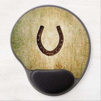 Horseshoe Gel Mouse Mat