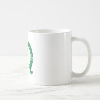 Horseshoe Basic White Mug