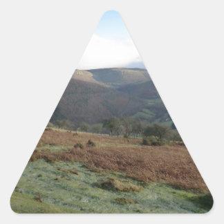 Horseshoe Pass, Denbighshire, Wales Stickers