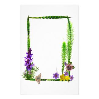 Horsetails, Wildflowers Buckeye Stationery