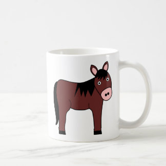 Horsey, Horsey Basic White Mug