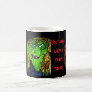 HORTENCE THE HALLOWEEN WITCH mug