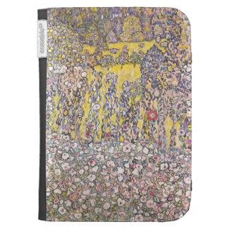 Horticultural landscape ,hilltop by Gustav Klimt Kindle 3G Cover